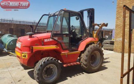 Manitou Forklifts M-X30-4 Rough Terain 4x4  '2014